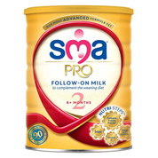SMA Pro Follow On Milk From 6 Months+ 800g