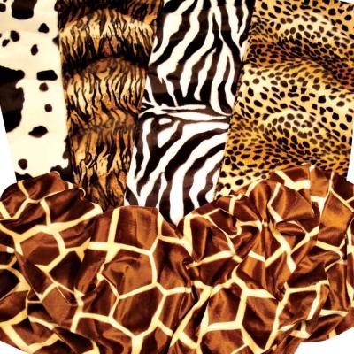 Printed Animal Skin Fabric 0.5m x 5