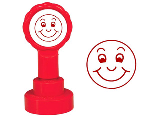 Smiley Face Stamp