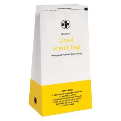 Vomit Bags 25 Pk