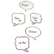 Display Accents Speech Balloons