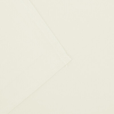 Everyday Single Flat Sheet 178cm x 254cm - Colour: Ivory