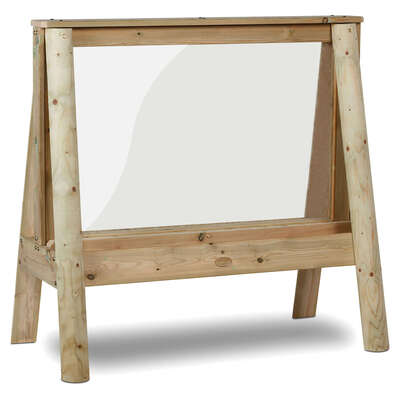 Wooden Outdoor Mark Making Easel
