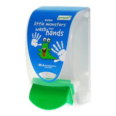 Gompels Monster Dispenser 1l