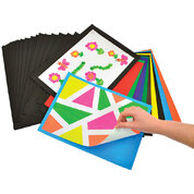 A3 Mounting Poster Paper Sheets 100 Assorted