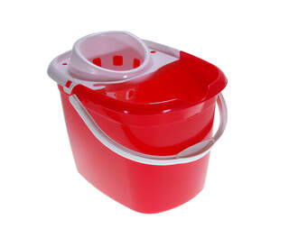Plastic Mop Bucket 15 Litre