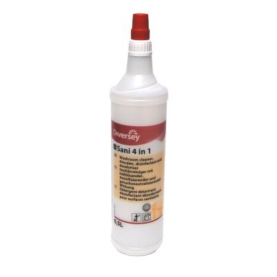 Foaming Dosing Bottle 500ml for Taski Sani 4 in 1