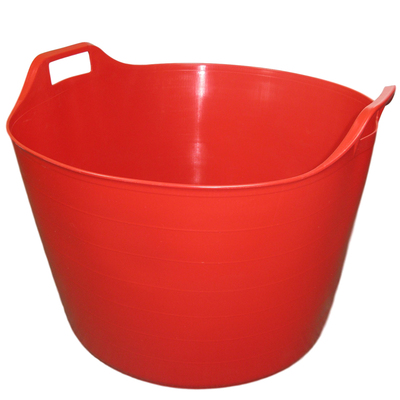 Gompels Flexi Trug 75l - Colour: Red