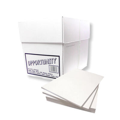 A4 White Paper 75gsm 500 Sheets