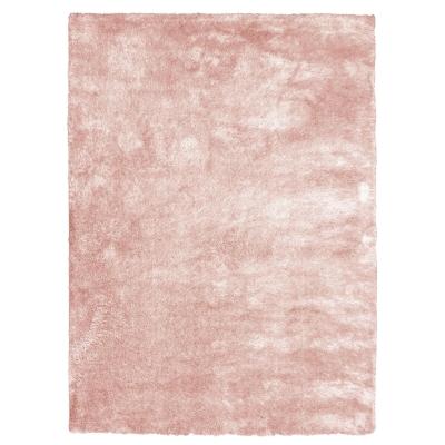 Shimmer Rug 120x170cm - Colour: Pink
