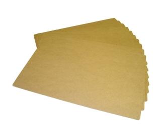 MDF Modelling Boards 20cm x 30cm Pack 10