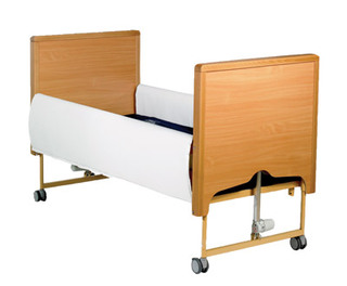 Full Length Bed Rail Protectors 87 x 195cm