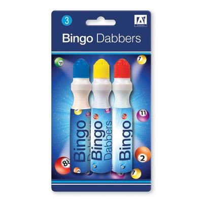 Bingo Dabbers 3 Pack