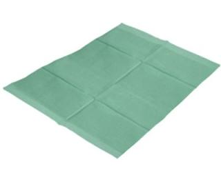 Serviette Bibs Green x 500