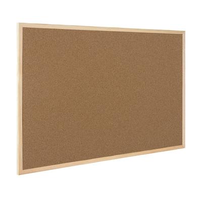 Cork Board Wooden Frame 40x60cm