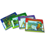 Nature To Colour Colouring Book Assorted 12 Pack