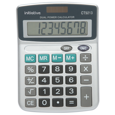 Semi-Desktop Calculator 8 Digit
