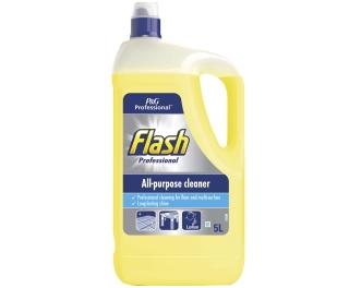 Flash All Purpose Cleaner Lemon 2 x 5l