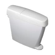 Sanitary Bin White 20 Litre