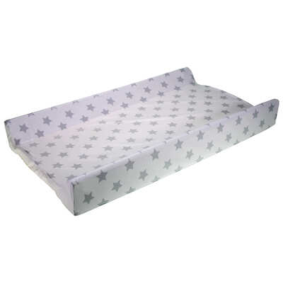 Wedge Baby Changing Mat Stars