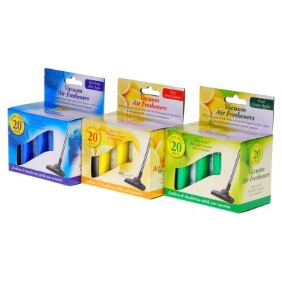 Fragranced Vacuum Freshener 21 Pack