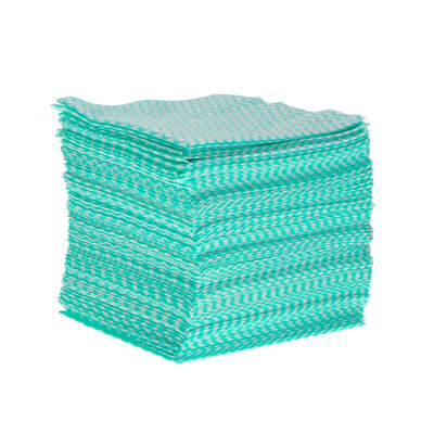 Soclean Everyday Wipes 100 - Colour: Green