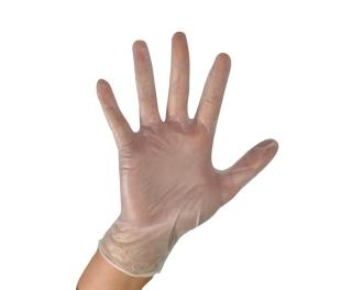 Gompels Powder-Free Vinyl Gloves 100