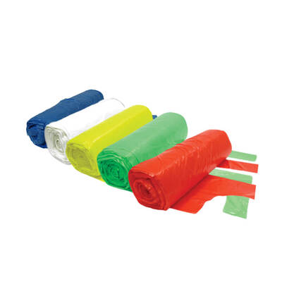 Disposable Plastic Aprons On A Roll 200 Pack