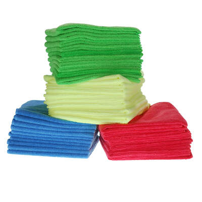 Soclean Microfibre Cloths 10 Pack