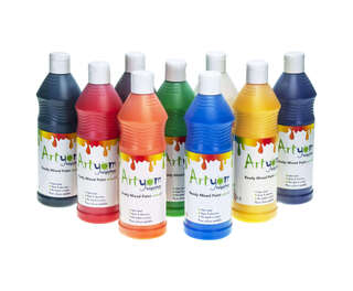 Gompels Ready Mixed Paint 600ml