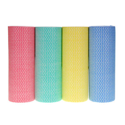 Soclean Disposable Cloths On A Roll 100 Pack