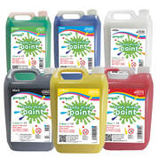 Ready Mixed Poster Paint 5ltr