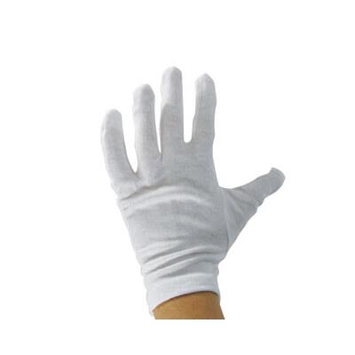 Cotton Gloves White