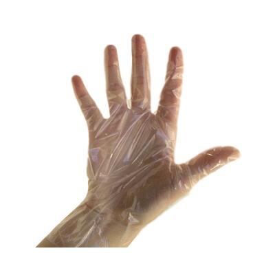 Gompels Polythene Gloves 1000 Pack