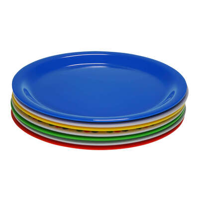 "Gompels Super Tuff Dinner Plate 9"" / 230mm 12pk"