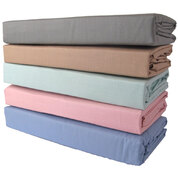 Single Fitted Sheet 91cm x 191cm