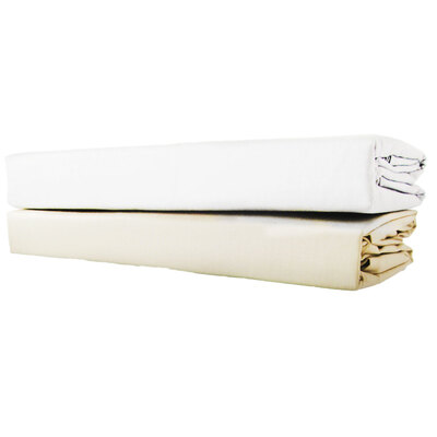 Everyday Single Fitted Sheet 91cm x 191cm