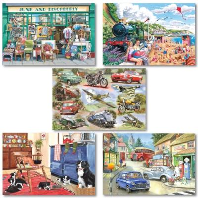 Jigsaw Puzzle 250 Piece