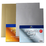 A4 Metallic Card 20 Sheets