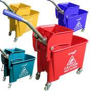 Gompels Mop Bucket With Wringer 20l