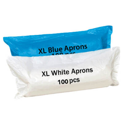 Proform Disposable Aprons Extra Thick Xl Roll 100