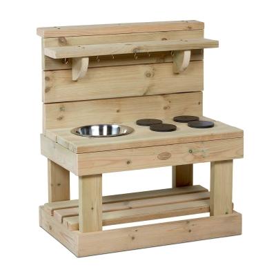 Wooden Mud Kitchen