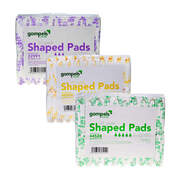 Gompels Shaped Pads 20