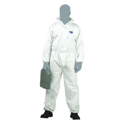Coverall Type 5/6 White