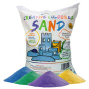 Coloured Play Sand 15kg