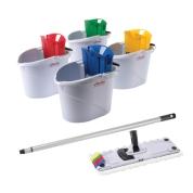 Vileda Red Starter Kit & Handle 64241