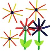 Lolli Stick Flowers Classpack