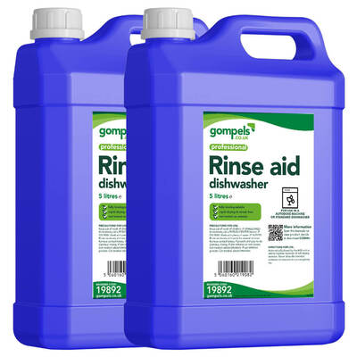 Buy Dishwash and Rinse Aid Save £2 36853 19892