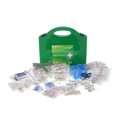 Buy Large First Aid Kit Get Large Refill Free 80323 77571