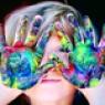 Preschool messy play activities. Arts ideas for kids